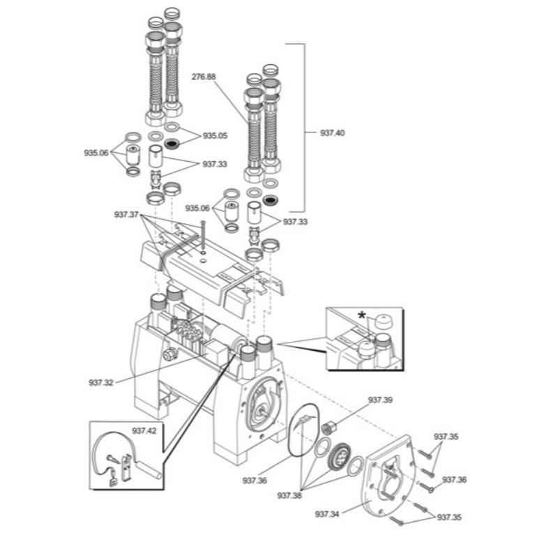 Mira PPT3 Shower Pump (B70B)